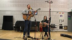 Listen to Maz O'Connor and Sam Carter in session for World on 3