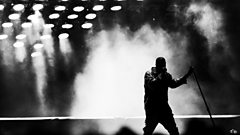 Kanye West rushed to hospital with exhaustion