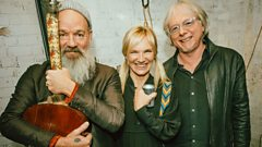 Jo Whiley in conversation with R.E.M.