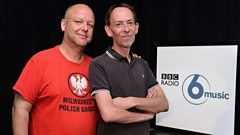 6 Music's T-Shirt Day 2016: Steve Lamacq talks to Black Francis about T-Shirt design