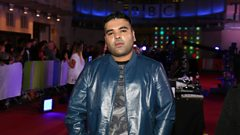 Naughty Boy talks about his new No.1 single and drops some exclusive news.