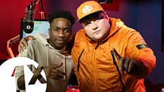 Fire in the Booth – Tinchy Stryder Part 2