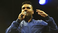 Your official number 1, Naughty Boy, reveals more in an extended interview