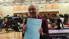 Diana Burrell introduces her Concerto for Brass and Orchestra