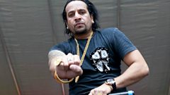 Jazzy B talks Trendster