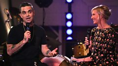 Ask Robbie Williams: In Conversation