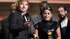 Amy Wadge on writing the big X-Factor Christmas single with Ed Sheeran