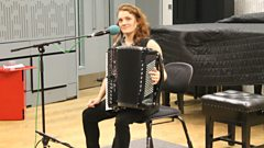 Listen to Hannah James in session for World on 3