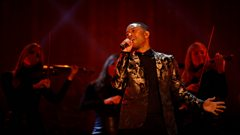 John Legend - BBC Music Awards 2016