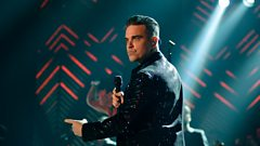 Robbie Williams - BBC Music Awards 2016