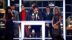 Radio 1 Live Lounge Performance of the Year: The 1975