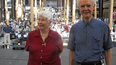 Modern Muses 22: Pauline Oliveros and Stuart Dempster