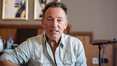 Bruce Springsteen 'I'd practise dance moves in front of the mirror'