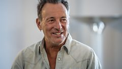 Bruce Springsteen: 'I was an ambitious young man'