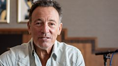 Bruce Springsteen: 'Just naming it can help'