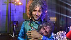 Wayne Coyne: Why Should We Embrace Make-Up?