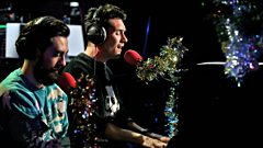 Bastille - Blame (Radio 1 Piano Session)