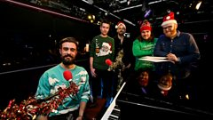 Bastille - All I Want For Christmas Is You (Radio 1 Piano Session)