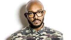 """""""It's a real anthem for positivity"""" - Mistajam on Wookie's 'Battle'"""