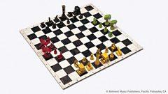Checkmate! Schoenberg vs. Chess