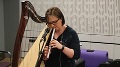 Ange Hardy's magical musical multitasking