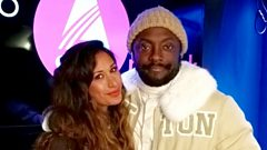 will.i.am talks The Voice UK & Bollywood influences!