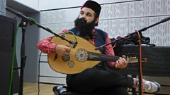 Listen to Joseph Tawadros in session for World on 3