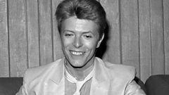 Lavinia Greenlaw's Poem For Bowie