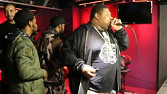 Big Narstie & Friends: The FULL Team Takeover!
