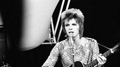 Rick Wakeman's Tribute To David Bowie – Space Oddity
