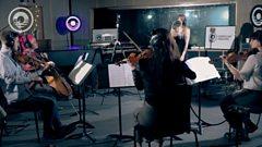 Danielle Lewis - 'River', Joni Mitchell Cover (BBC Maida Vale 2016)