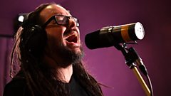 Korn in session at Maida Vale