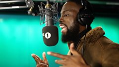 Ghetts freestyle session for Logan Sama