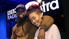 Ghetts Co-Host with Sian Anderson