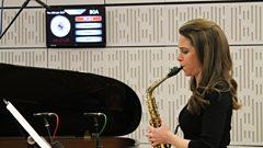 A smooth aria by Eugène Bozza...for saxophone