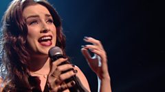 Eurovision 2017 UK Entry: Lucie Jones performs 'Never Give Up On You'