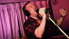 Dillinger Escape Plan in session at Maida Vale