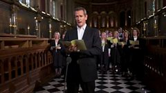 Nunc Dimittis by Alexander Armstrong and The Royal Holloway Chapel Choir