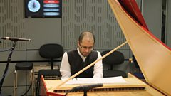 Mahan Esfahani plays a sprightly Scarlatti Sonata live on In Tune