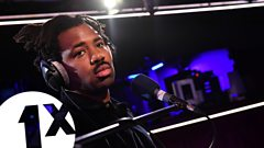 Sampha - (No One Knows Me) Like The Piano in the Live Lounge