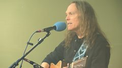 Timothy B. Schmit in Session