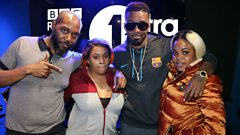 Konshens Live In The Studio