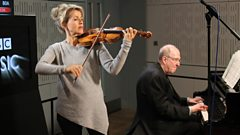 Super-star violinist Anne-Sophie Mutter plays a Tchaikovsky treat