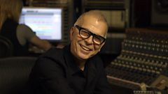 The legendary producer Tony Visconti tells 6 Music Breakfast about his working relationship with David Bowie