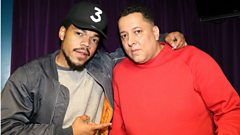 DJ Semtex Celebrates Chance The Rapper