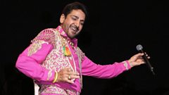 Gurdas Maan talks to the Chart Show as his new single 'Punjab' enters straight in at No.1!
