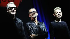 Lauren reveals that Depeche Mode are performing at this year's 6 Music Festival