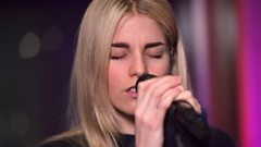 London Grammar live in session