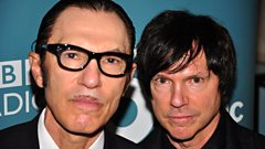 Ron and Russell Mael are looking forward to playing the 6 Music Festival