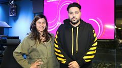 Badshah and Aastha Gill